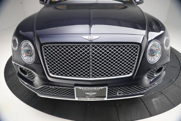 Used 2018 Bentley Bentayga W12 Signature for sale Sold at Maserati of Westport in Westport CT 06880 13