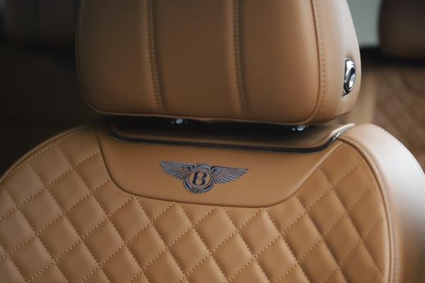 Used 2018 Bentley Bentayga W12 Signature for sale Sold at Maserati of Westport in Westport CT 06880 20