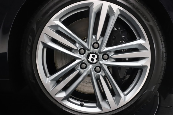 Used 2021 Bentley Continental GT V8 for sale Sold at Maserati of Westport in Westport CT 06880 14