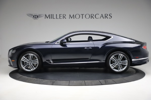 Used 2021 Bentley Continental GT V8 for sale Sold at Maserati of Westport in Westport CT 06880 2