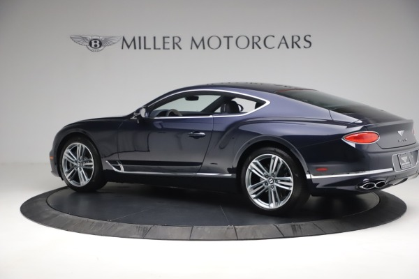 Used 2021 Bentley Continental GT V8 for sale Sold at Maserati of Westport in Westport CT 06880 3