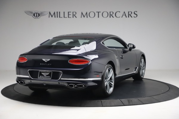 Used 2021 Bentley Continental GT V8 for sale Sold at Maserati of Westport in Westport CT 06880 6