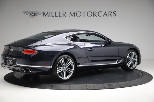 Used 2021 Bentley Continental GT V8 for sale Sold at Maserati of Westport in Westport CT 06880 7