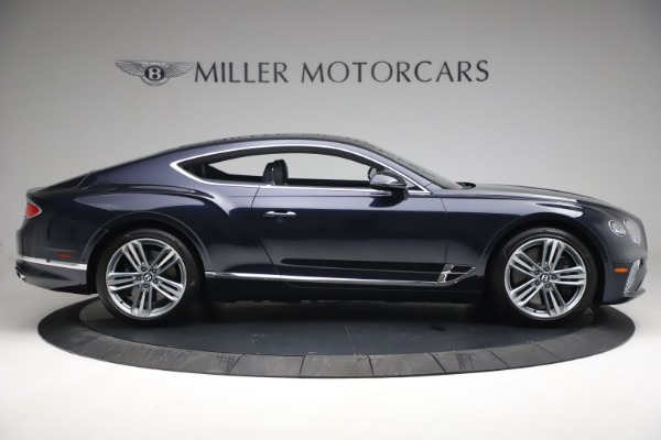 Used 2021 Bentley Continental GT V8 for sale Sold at Maserati of Westport in Westport CT 06880 8