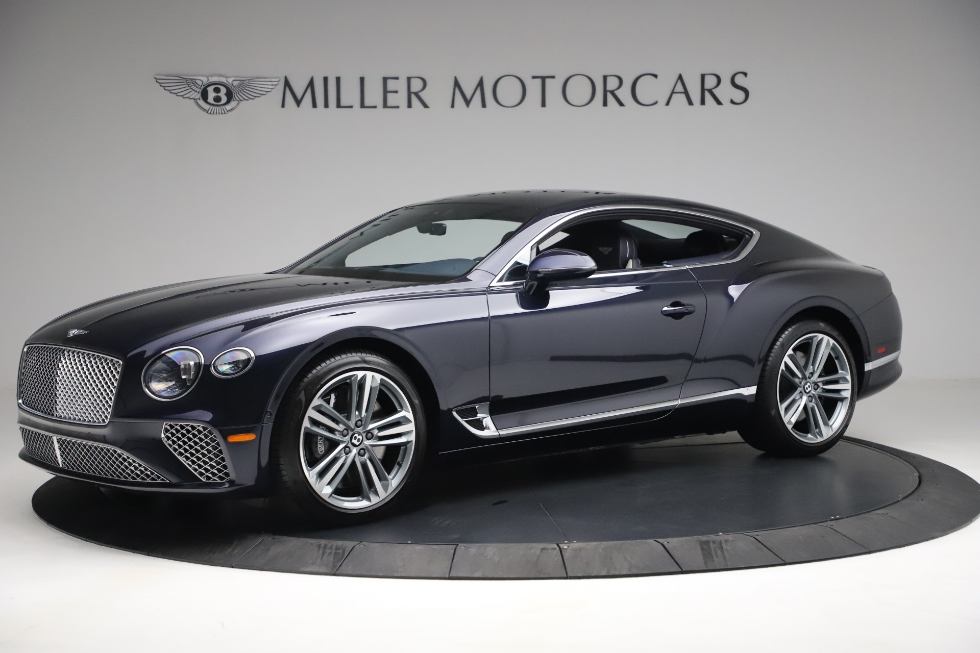 Used 2021 Bentley Continental GT V8 for sale Sold at Maserati of Westport in Westport CT 06880 1
