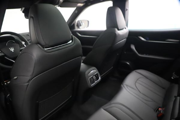 New 2021 Maserati Levante GranSport for sale $73,900 at Maserati of Westport in Westport CT 06880 18
