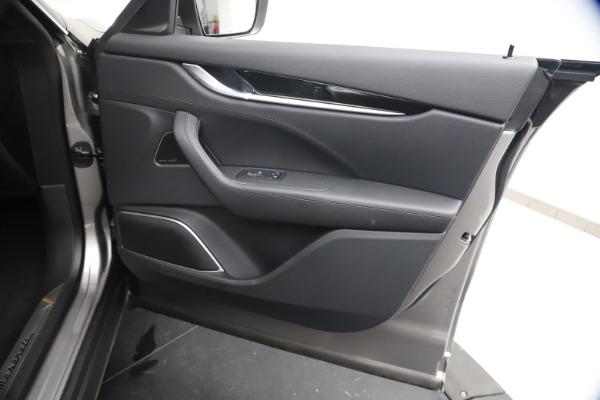 New 2021 Maserati Levante GranSport for sale $73,900 at Maserati of Westport in Westport CT 06880 24