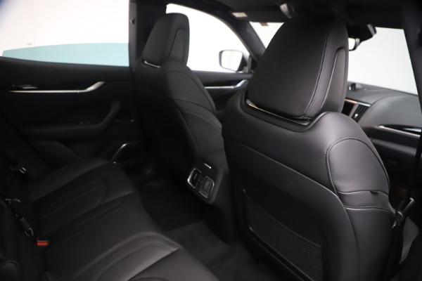 New 2021 Maserati Levante GranSport for sale $73,900 at Maserati of Westport in Westport CT 06880 25