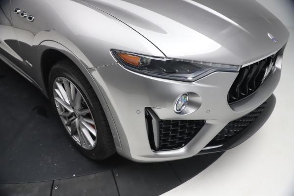 New 2021 Maserati Levante GranSport for sale $73,900 at Maserati of Westport in Westport CT 06880 28
