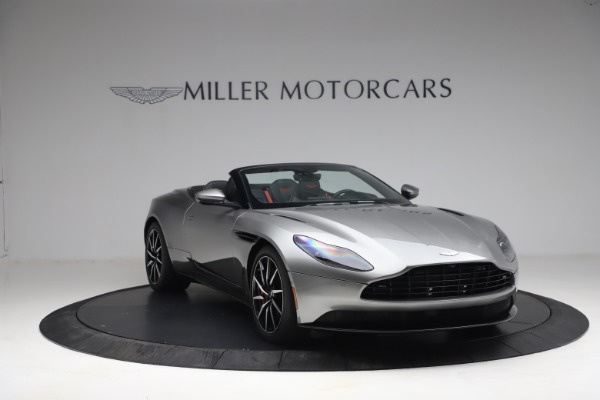 Used 2019 Aston Martin DB11 Volante for sale $209,900 at Maserati of Westport in Westport CT 06880 10