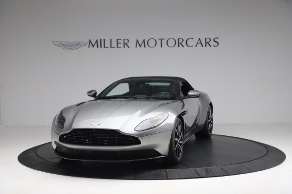 Used 2019 Aston Martin DB11 Volante for sale $209,900 at Maserati of Westport in Westport CT 06880 13