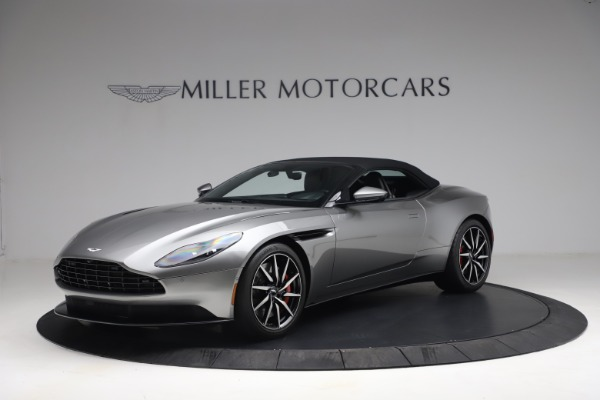 Used 2019 Aston Martin DB11 Volante for sale $209,900 at Maserati of Westport in Westport CT 06880 14