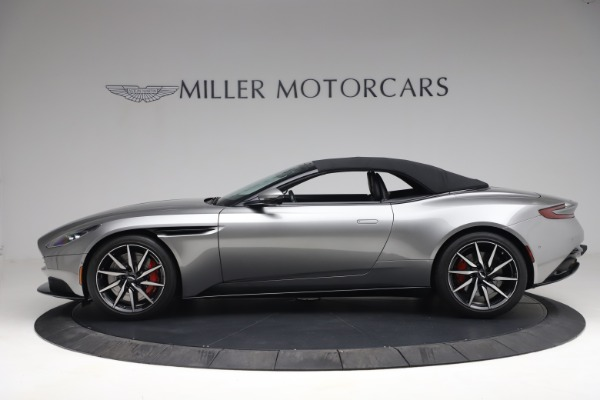 Used 2019 Aston Martin DB11 Volante for sale $209,900 at Maserati of Westport in Westport CT 06880 15