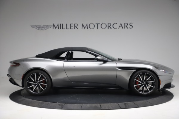 Used 2019 Aston Martin DB11 Volante for sale $209,900 at Maserati of Westport in Westport CT 06880 17