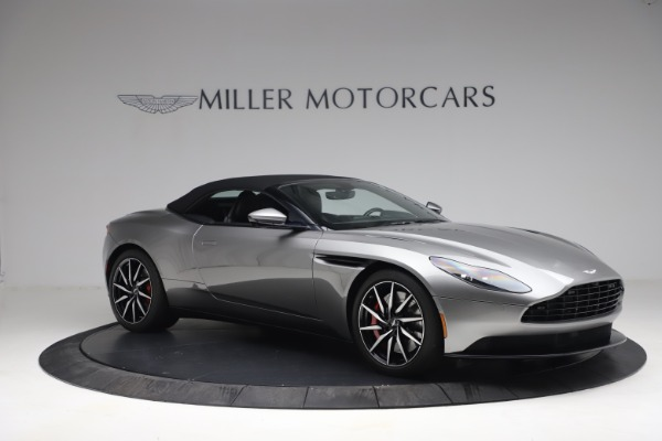Used 2019 Aston Martin DB11 Volante for sale $209,900 at Maserati of Westport in Westport CT 06880 18