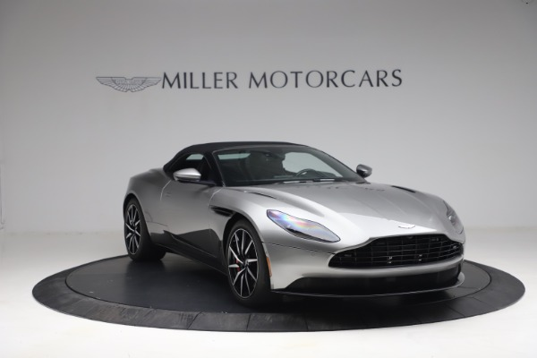 Used 2019 Aston Martin DB11 Volante for sale $209,900 at Maserati of Westport in Westport CT 06880 19