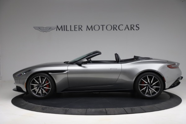Used 2019 Aston Martin DB11 Volante for sale $209,900 at Maserati of Westport in Westport CT 06880 2