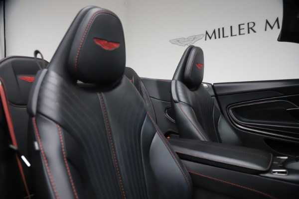 Used 2019 Aston Martin DB11 Volante for sale $209,900 at Maserati of Westport in Westport CT 06880 25