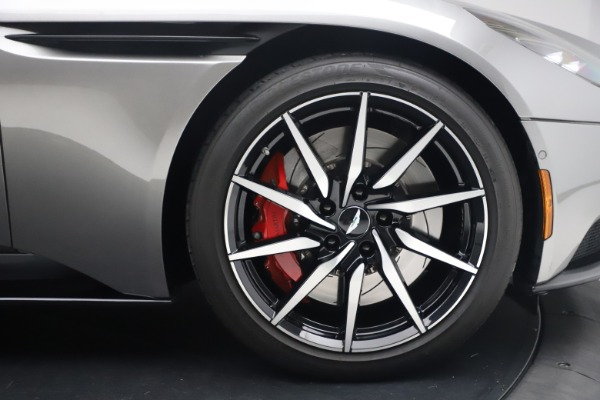 Used 2019 Aston Martin DB11 Volante for sale $209,900 at Maserati of Westport in Westport CT 06880 28