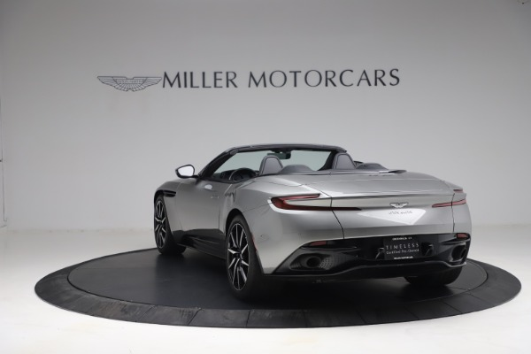 Used 2019 Aston Martin DB11 Volante for sale $209,900 at Maserati of Westport in Westport CT 06880 4