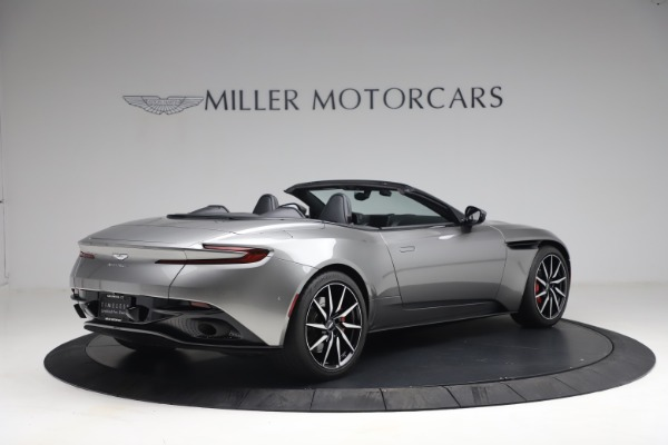 Used 2019 Aston Martin DB11 Volante for sale $209,900 at Maserati of Westport in Westport CT 06880 7