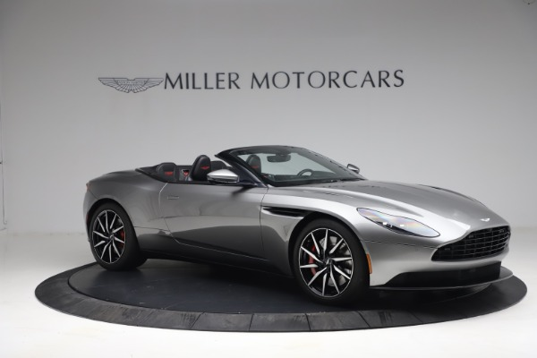 Used 2019 Aston Martin DB11 Volante for sale $209,900 at Maserati of Westport in Westport CT 06880 9