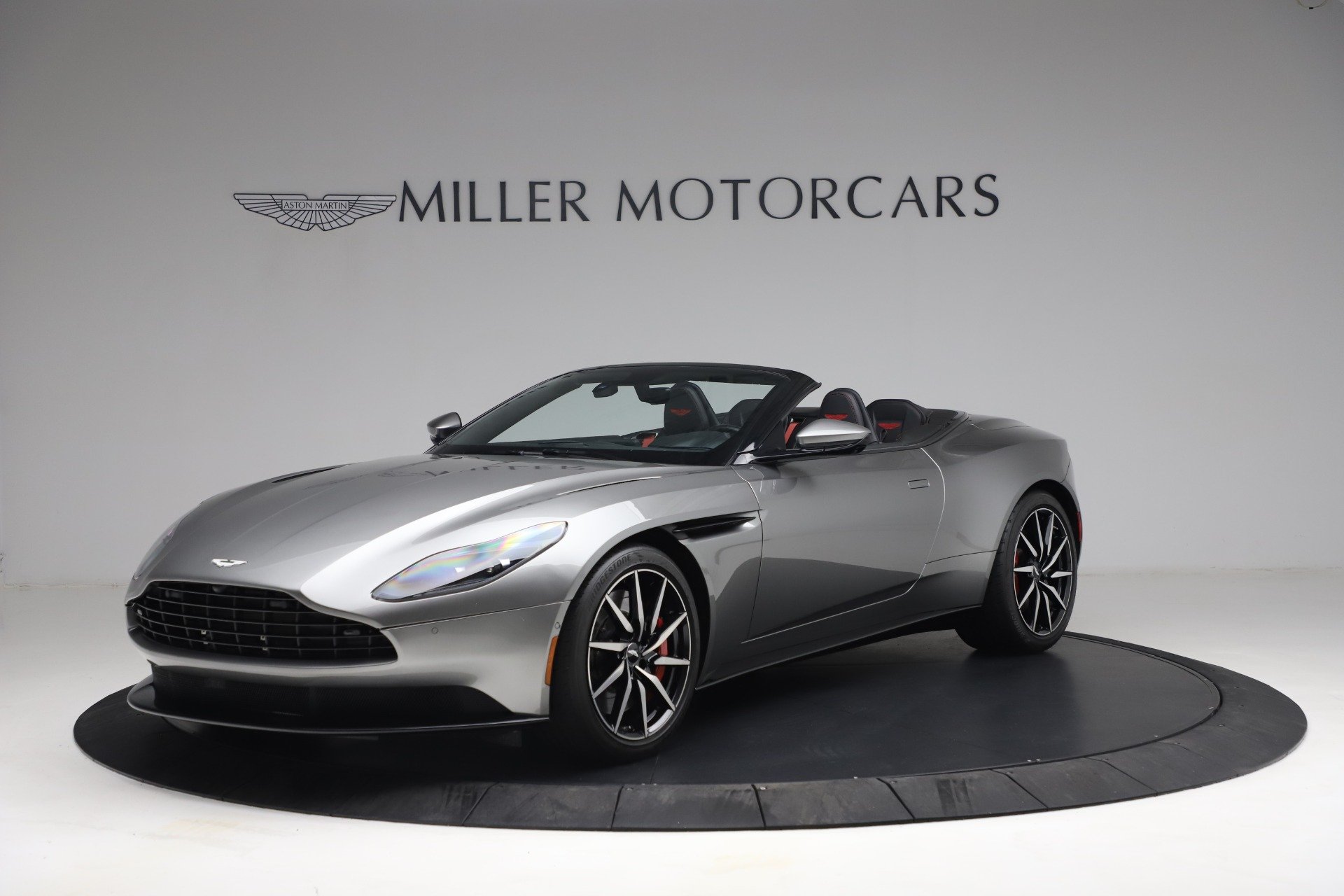 Used 2019 Aston Martin DB11 Volante for sale $209,900 at Maserati of Westport in Westport CT 06880 1