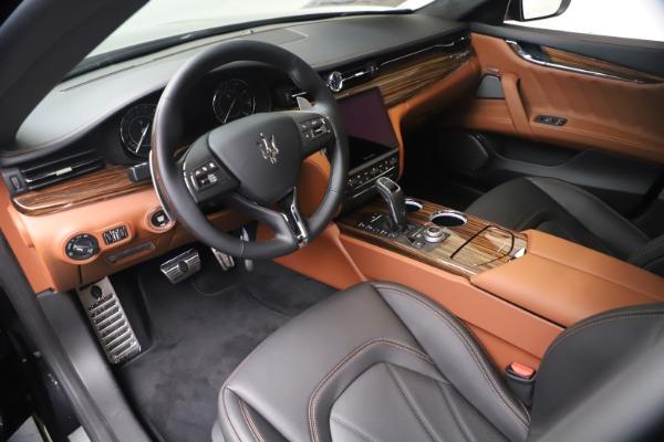 New 2021 Maserati Quattroporte S Q4 GranLusso for sale $129,135 at Maserati of Westport in Westport CT 06880 13