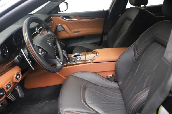 New 2021 Maserati Quattroporte S Q4 GranLusso for sale $129,135 at Maserati of Westport in Westport CT 06880 14