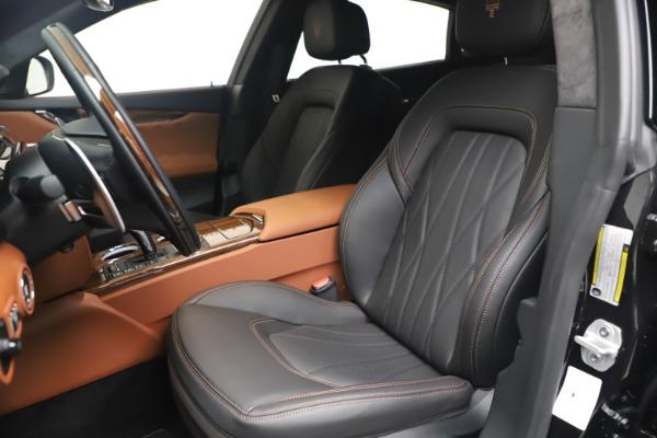 New 2021 Maserati Quattroporte S Q4 GranLusso for sale $129,135 at Maserati of Westport in Westport CT 06880 15