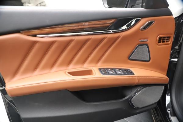 New 2021 Maserati Quattroporte S Q4 GranLusso for sale $129,135 at Maserati of Westport in Westport CT 06880 16