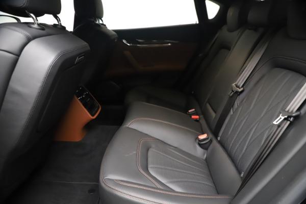 New 2021 Maserati Quattroporte S Q4 GranLusso for sale $129,135 at Maserati of Westport in Westport CT 06880 17