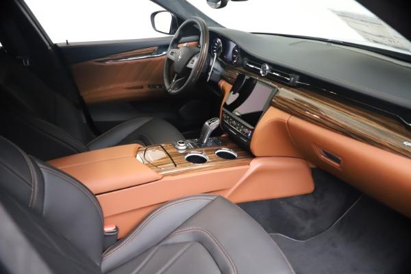 New 2021 Maserati Quattroporte S Q4 GranLusso for sale $129,135 at Maserati of Westport in Westport CT 06880 18