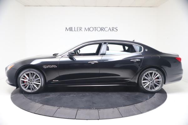 New 2021 Maserati Quattroporte S Q4 GranLusso for sale $129,135 at Maserati of Westport in Westport CT 06880 2