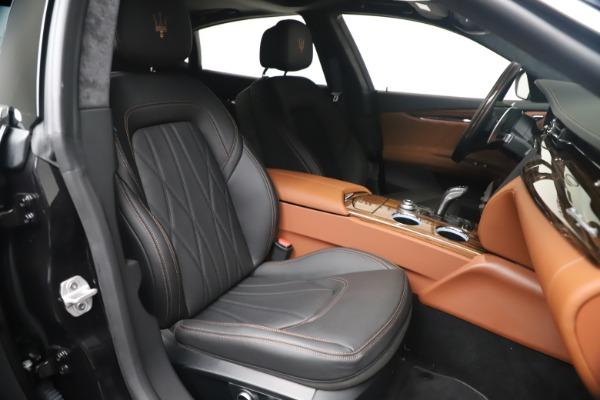 New 2021 Maserati Quattroporte S Q4 GranLusso for sale $129,135 at Maserati of Westport in Westport CT 06880 20