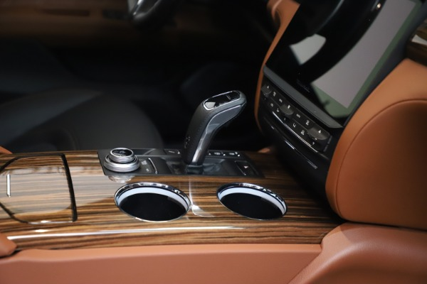New 2021 Maserati Quattroporte S Q4 GranLusso for sale $129,135 at Maserati of Westport in Westport CT 06880 22