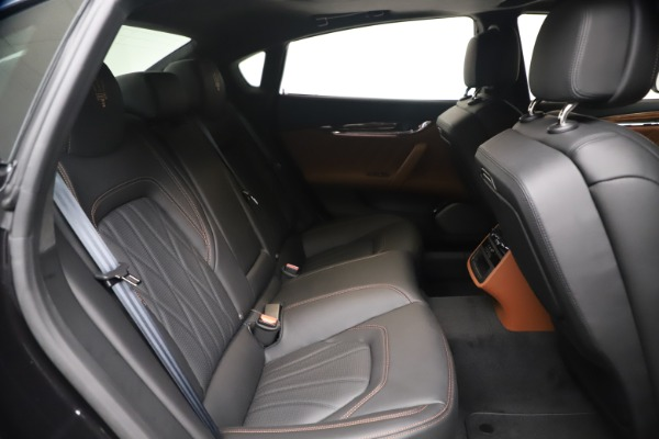 New 2021 Maserati Quattroporte S Q4 GranLusso for sale $129,135 at Maserati of Westport in Westport CT 06880 23