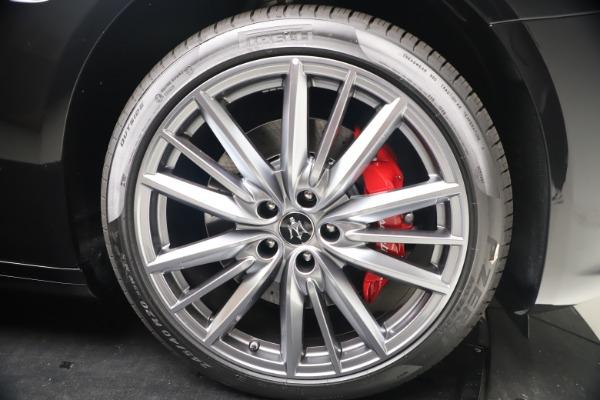 New 2021 Maserati Quattroporte S Q4 GranLusso for sale $129,135 at Maserati of Westport in Westport CT 06880 24