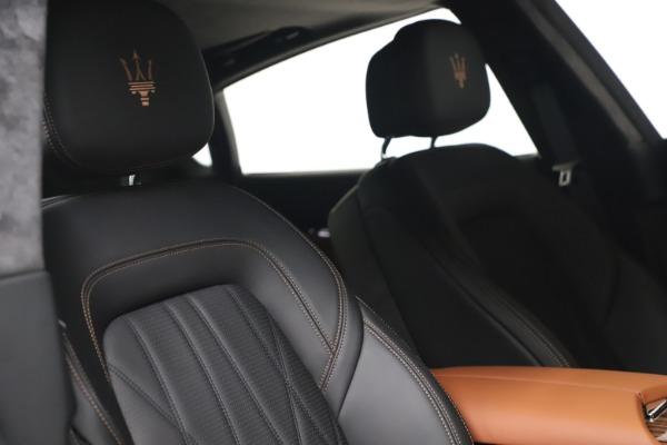 New 2021 Maserati Quattroporte S Q4 GranLusso for sale $129,135 at Maserati of Westport in Westport CT 06880 25