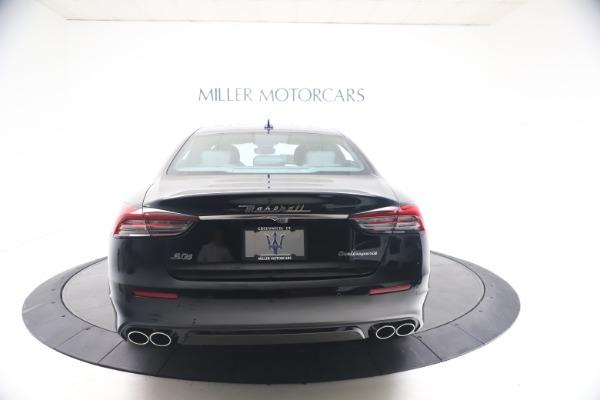 New 2021 Maserati Quattroporte S Q4 GranLusso for sale $129,135 at Maserati of Westport in Westport CT 06880 5