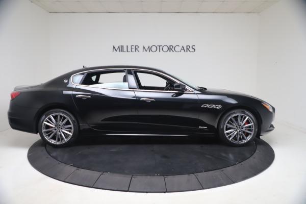 New 2021 Maserati Quattroporte S Q4 GranLusso for sale $129,135 at Maserati of Westport in Westport CT 06880 8