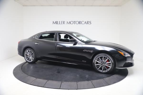 New 2021 Maserati Quattroporte S Q4 GranLusso for sale $129,135 at Maserati of Westport in Westport CT 06880 9