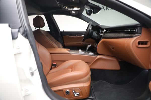 New 2021 Maserati Quattroporte S Q4 GranLusso for sale $120,599 at Maserati of Westport in Westport CT 06880 14