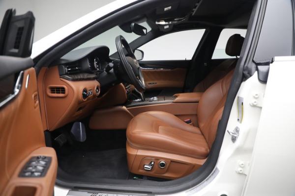 New 2021 Maserati Quattroporte S Q4 GranLusso for sale $120,599 at Maserati of Westport in Westport CT 06880 15