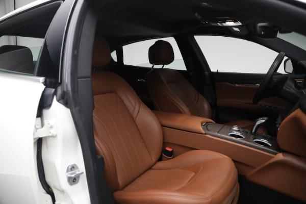 New 2021 Maserati Quattroporte S Q4 GranLusso for sale $120,599 at Maserati of Westport in Westport CT 06880 16