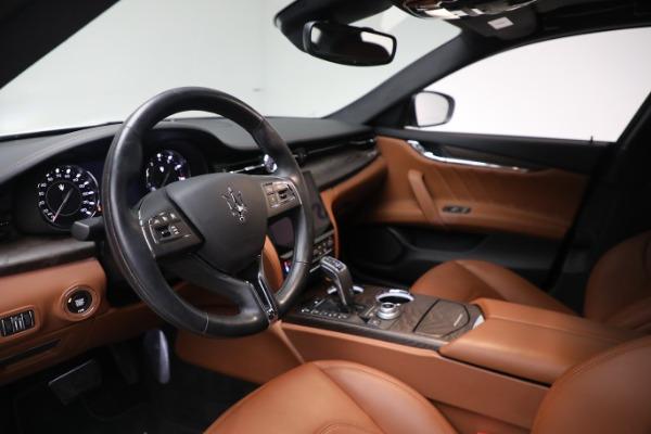 New 2021 Maserati Quattroporte S Q4 GranLusso for sale $120,599 at Maserati of Westport in Westport CT 06880 17