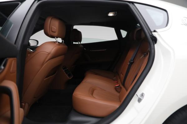 New 2021 Maserati Quattroporte S Q4 GranLusso for sale $120,599 at Maserati of Westport in Westport CT 06880 18