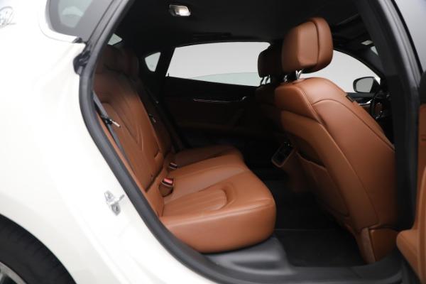 New 2021 Maserati Quattroporte S Q4 GranLusso for sale $120,599 at Maserati of Westport in Westport CT 06880 19