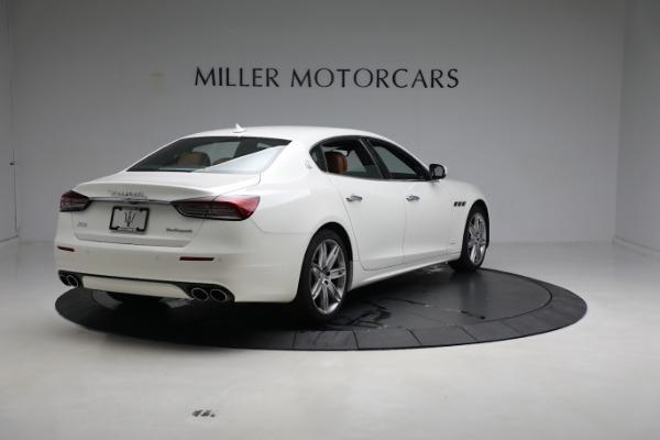 New 2021 Maserati Quattroporte S Q4 GranLusso for sale $120,599 at Maserati of Westport in Westport CT 06880 7