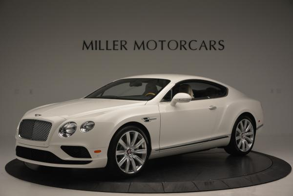 New 2016 Bentley Continental GT V8 for sale Sold at Maserati of Westport in Westport CT 06880 2